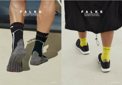 FALKE鹰客专业袜品在运动中演绎自我风格 宣传自我个性