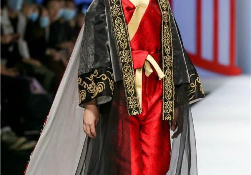 芈白儿童礼服完美结合中国元素与国际时尚